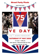 VE Day 75th Anniversary Street Party Picnic