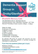 Dementia Support in Glenfield