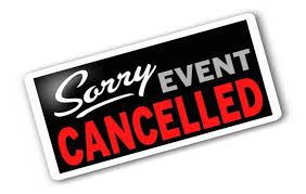 VE DAY PICNIC - CANCELLED