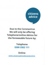 Citizen Advice Bureau