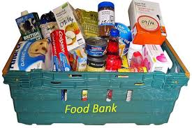 OPEN FOOD BANK DAY - Saturday 1st August 2020