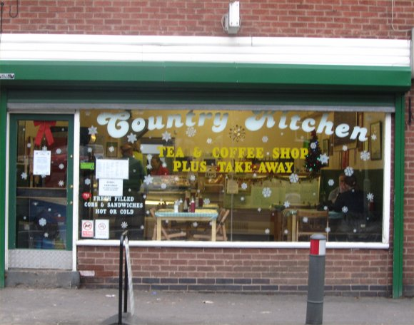 Country Kitchen Glenfield